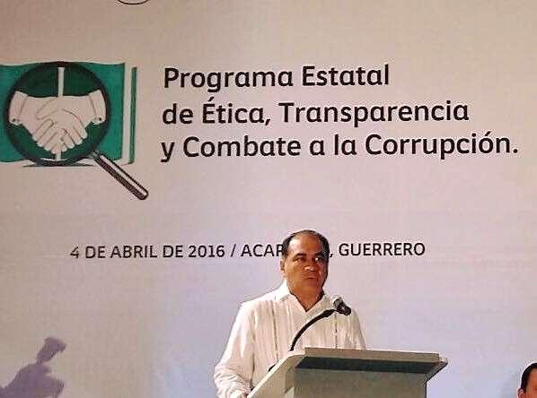 Resultado de imagen para PROGRAMA ESTATAL DE ETICA, TRANSPARENCIA Y COMBATE A LA CORRUPCIÓN