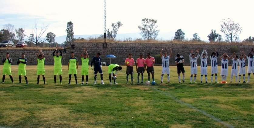 Campeón de Copa Valle Azul al derrotar en penaltis a unas Bravas ...