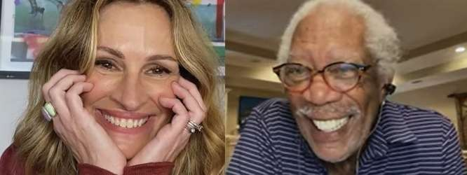Morgan Freeman, Julia Roberts, McConaughey