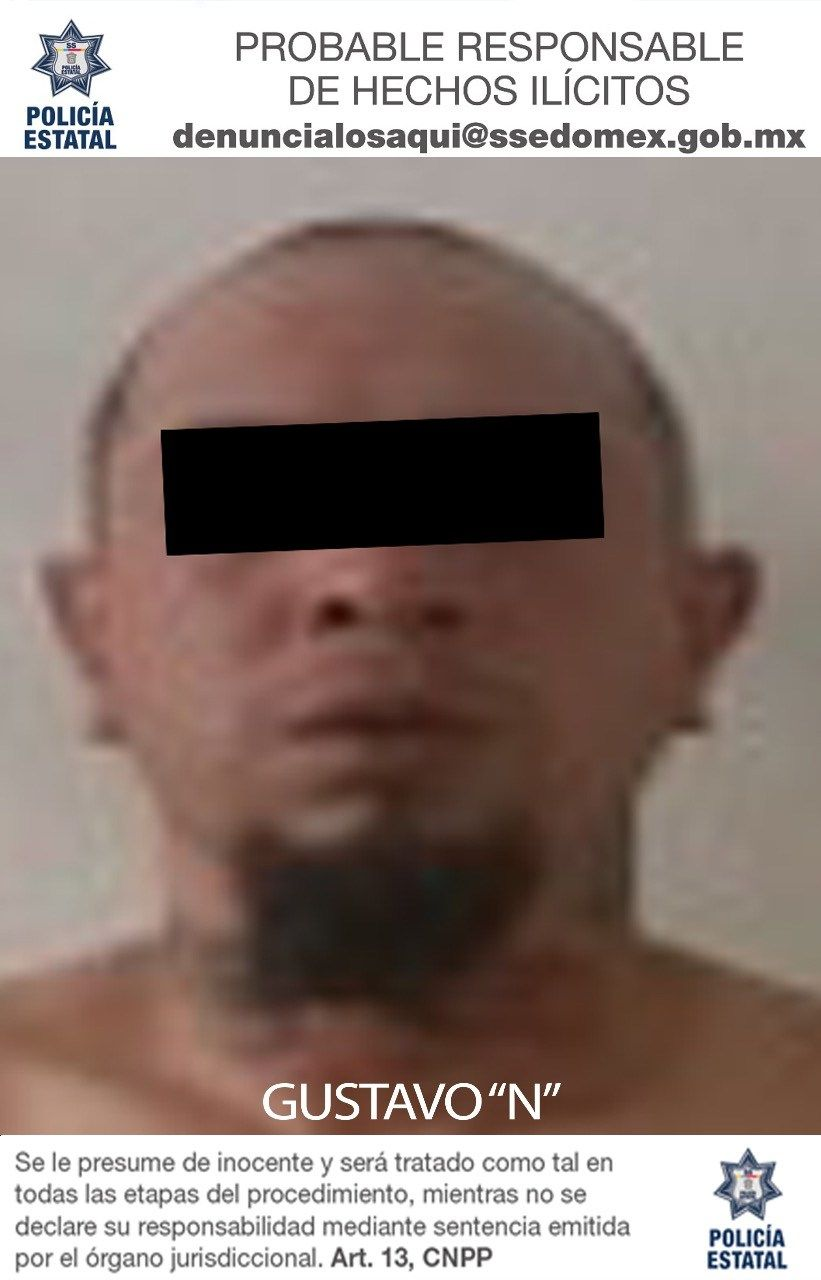 SECRETARÍA DE SEGURIDAD CAPTURA A PROBABLE NARCOMENUDISTA
