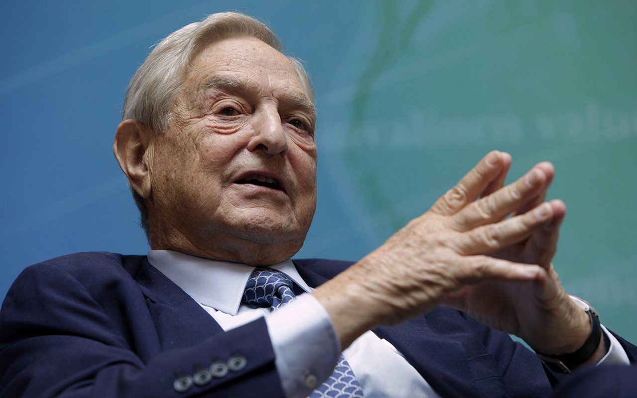 Se aproxima una nueva crisis financiera global, George Soros