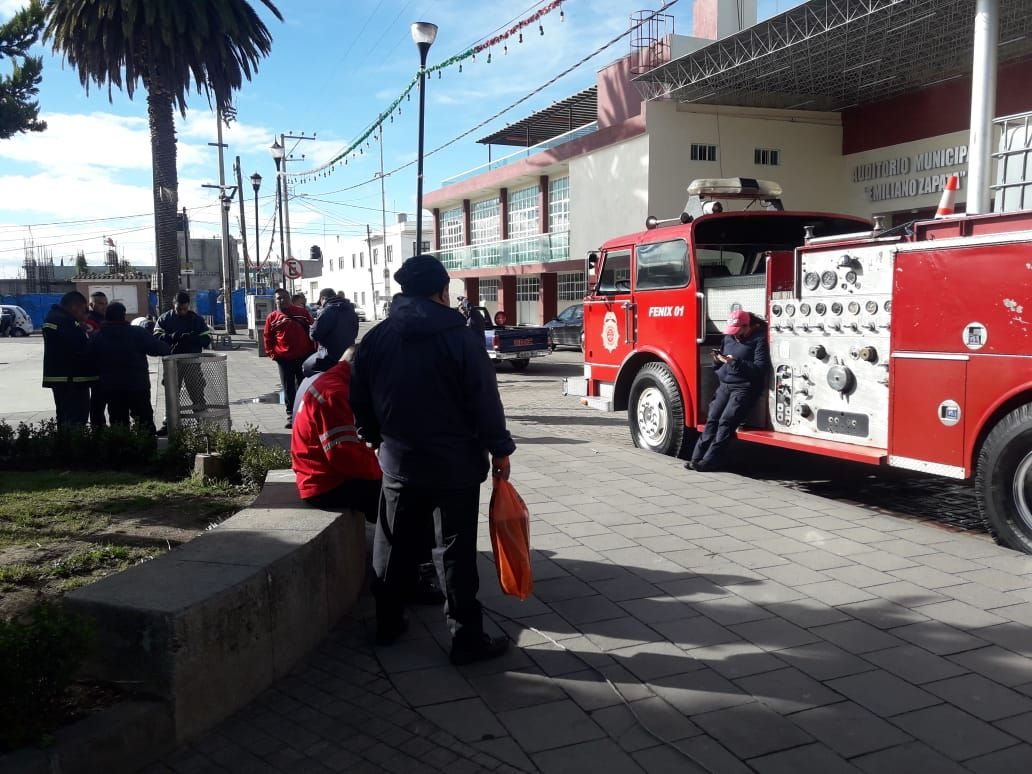 Presidente de Atenco  ordena quitar ambulancias a Protección Civil