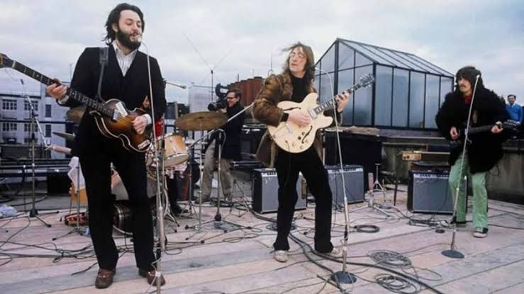 50 años de la legendaria actuación de The Beatles en una azotea en Londres
