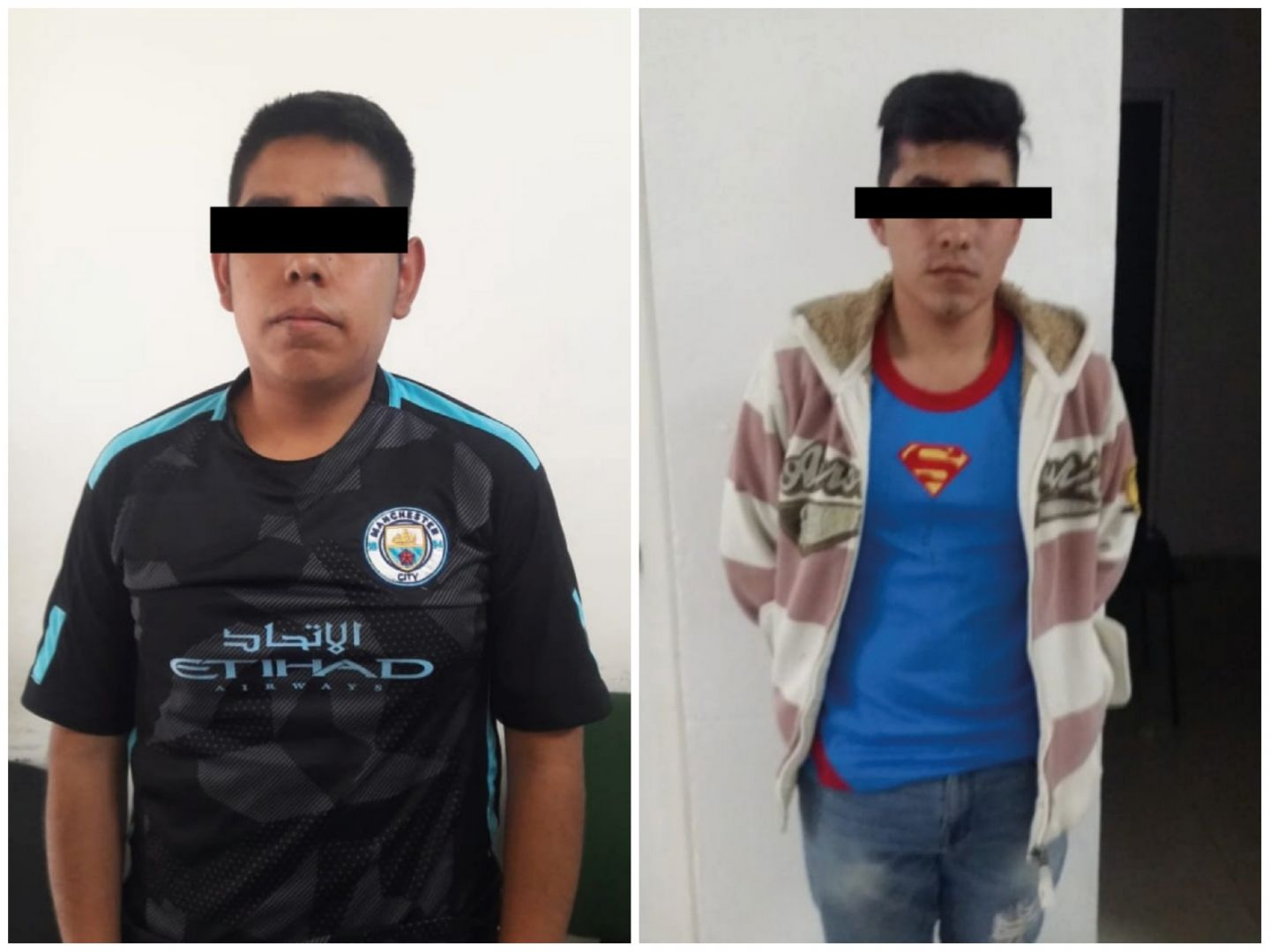 Detienen a dos sujetos por abuso sexual en Ecatepec