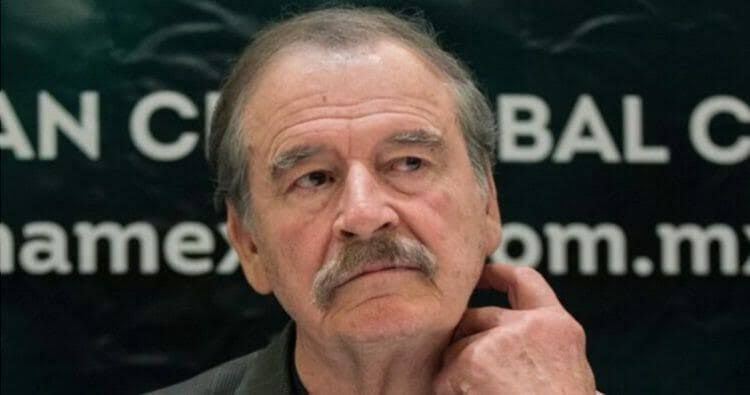 Debe impuestos Vicente Fox