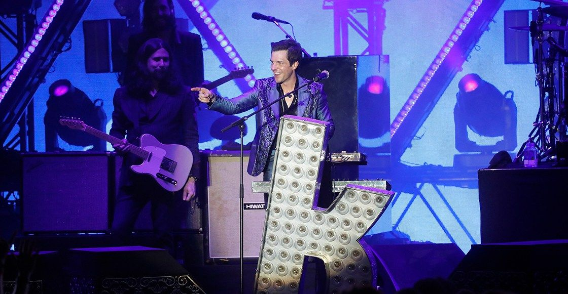 The Killers anuncia nuevo disco 'Imploding the Mirage'
