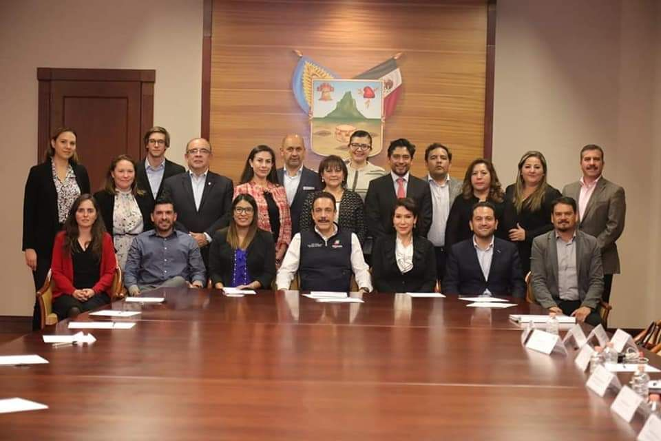 Ingresa Hidalgo al Transport Gender Lab