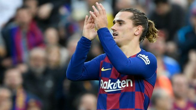 Griezmann feel isolated in barcelona