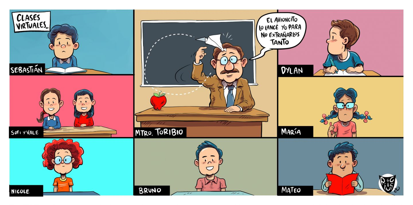 """Clases virtuales"""