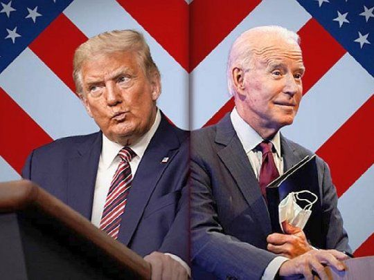 Donald Trump vs. Joe Biden: Estados Unidos elige presidente