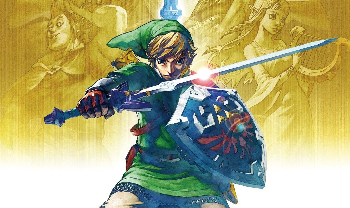 The Legend of Zelda Skyward Sword HD llegará a Nintendo Switch para celebrar el 35 aniversario de la saga