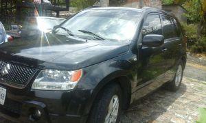 Toyota Gran Vitara 2007 Interiores en piel, Quemacocos, Faros de alógeno, Lista para viajar Todo pagado