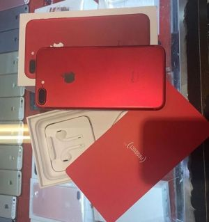 Vendo rojo Apple iPhone 7|7+ y Samsung Galaxy S8|S8+ nuevos teléfonos originales, compra 2 obtenga 1 gratis