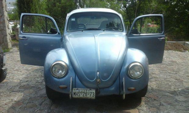 Vochito 97 Volkswaguen Sedán 1997 Asientos deportivos Rines Deportivos Cromados Todos sus papeles en regla Jala muy bien Sin adeudos Detalles de carrocería
