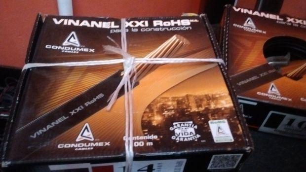 Se pone a la venta caja de cable condumex del #10,12,14 se vende las 3 cajas por 1500