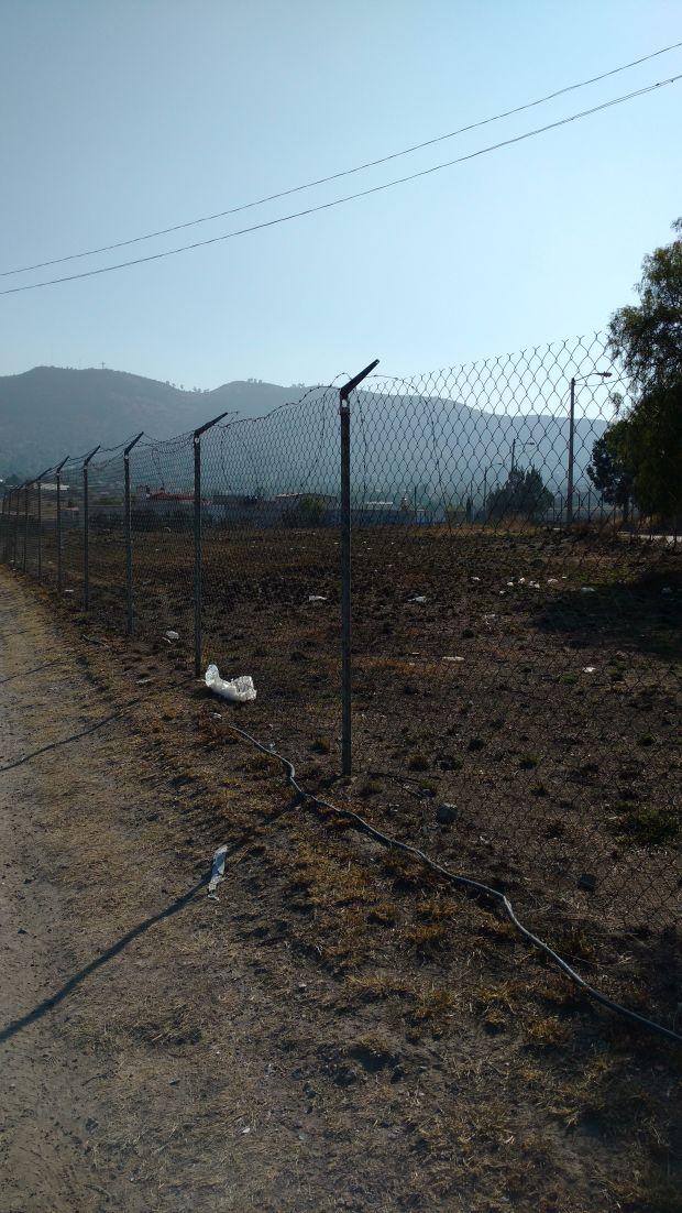 Terreno en Texcoco 6,005 m2 en San Miguel Tlaixpan a 10 minutos del centro de Texcoco y a 20 minutos del nuevo aeropuerto de la Cd. de México, ideal para desarrollo inmobiliario, cuenta con escrituras y al corriente en los