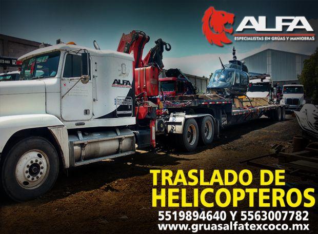 Transportes y Maniobras en Ecatepec  Ofrecemos Renta de Grúas HIAB de 20 tons de capacidad nominal, montadas sobre camión con plataforma para el transporte de maquinaria especializada.  Somos especialistas en: *Elevación de transformadores, aires acondicionados, anuncios espectaculares, tanques industriales y estructuras.  *Transporte de
