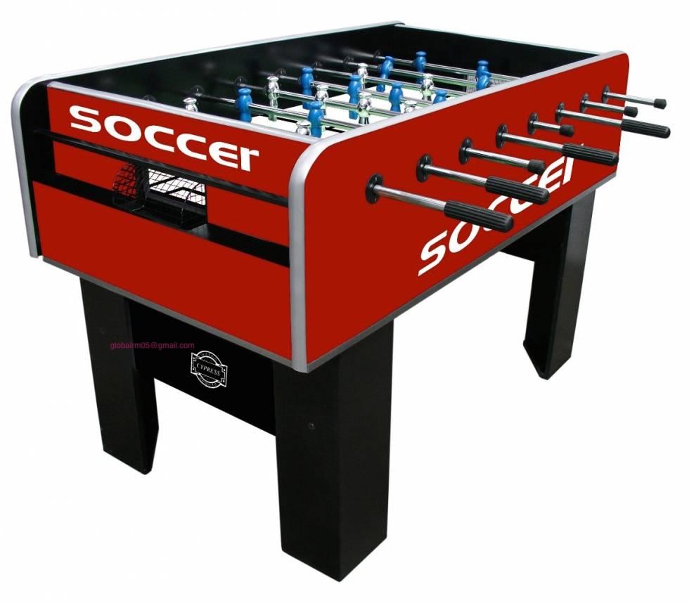 Futbolito 6 500 el precio no incluye env o la mesa de for Mesa futbolito
