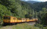 Un tren Largo y amarillo Filemón Zacarías G.