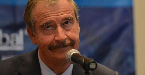 Vicente Fox se une a bloque de intelectuales Anti AMLO