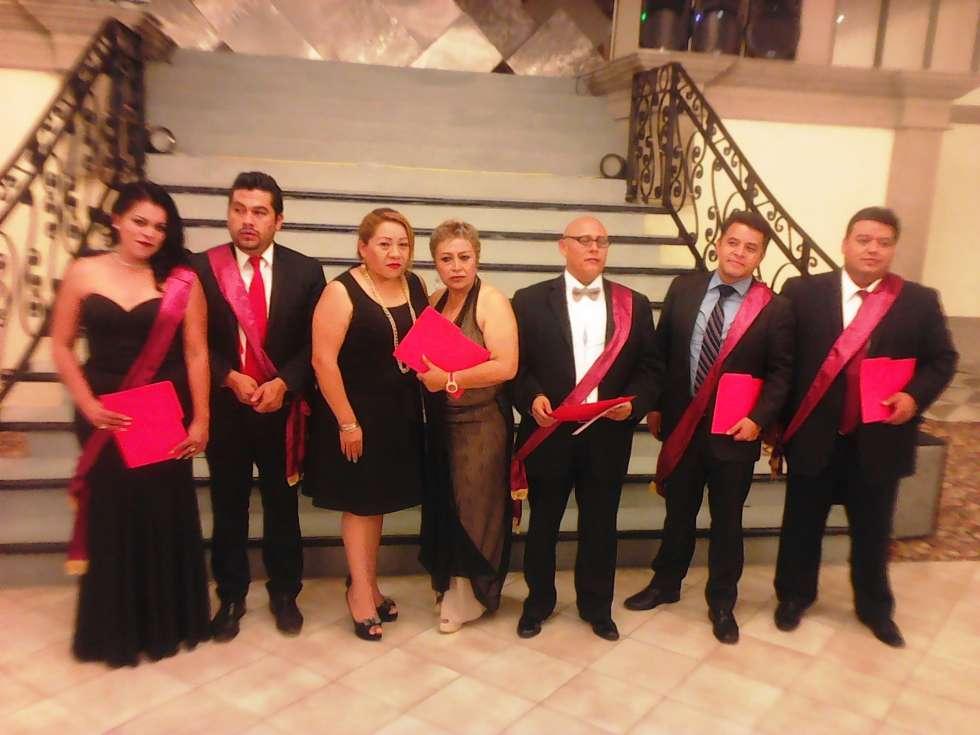 Elizabeth de la luz Rodríguez,tomo la protesta de ley a los nuevos integrantes de este órgano colegiado.