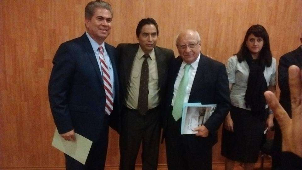 Un gran orgullo y distinción, pertenecer al Colegio Nacional de Licenciados en Periodismo (CONALIPE): Lic. Enrique Jiménez Meneses
