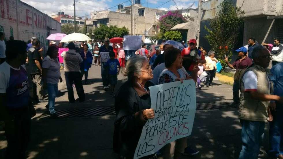 VECINOS DE JOYAS DE ARAGÓN PRETENDEN RECUPERAR EL PREDIO LA 'FORTALEZA'