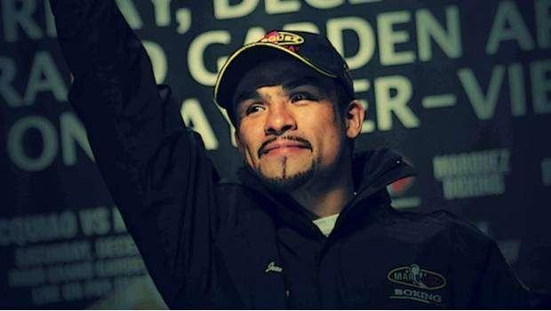 El 'Dinamita' terminó con los rumores que lo vinculaban a otra pelea con el boxeador filipino.