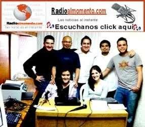 INICIOS DE RADIO AL MOMENTO 2009 DIRIGIDO POR EL PERIODISTA LIC. CARLOS AUGUSTO MACIEL VERA