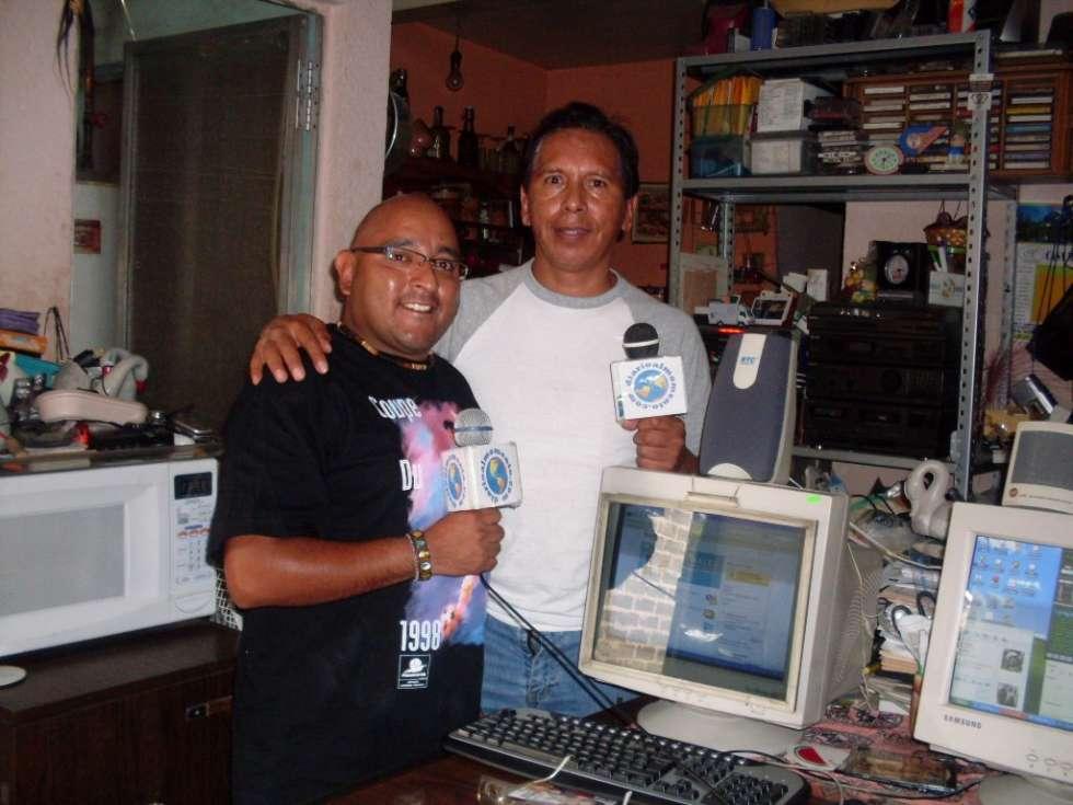 SEGUNDA ETAPA DE RADIO AL MOMENTO 2010-2013 ALBERTO RIVERA SORIANO (qepd)