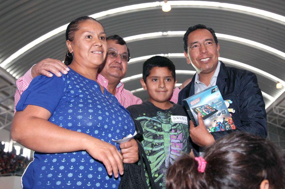 Disfrutan M S De 30 Mil Ni Os Y Ni As De Ecatepec