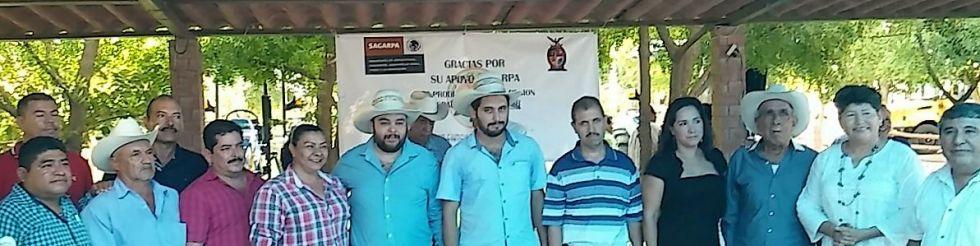 Productores del campo beneficiados con tractores en Sinaloa por SAGARPA