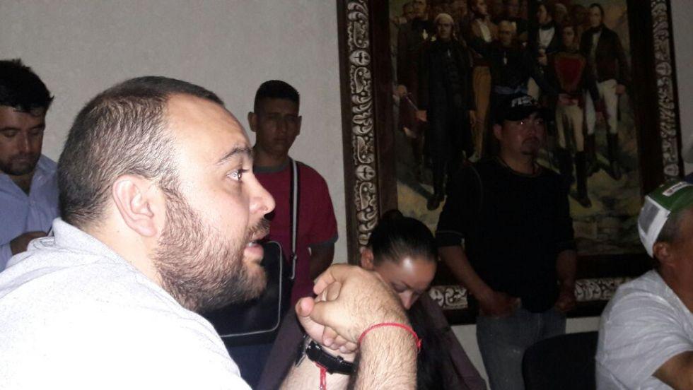 Gestiona el Frente Nacional Agrarista apoyos para productores de Michoacán y Baja California