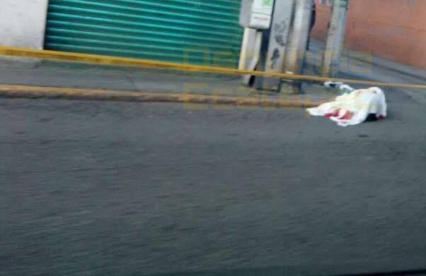 En Ecatepec ejecutaron a un ladrón cuando sometía a una estudiante