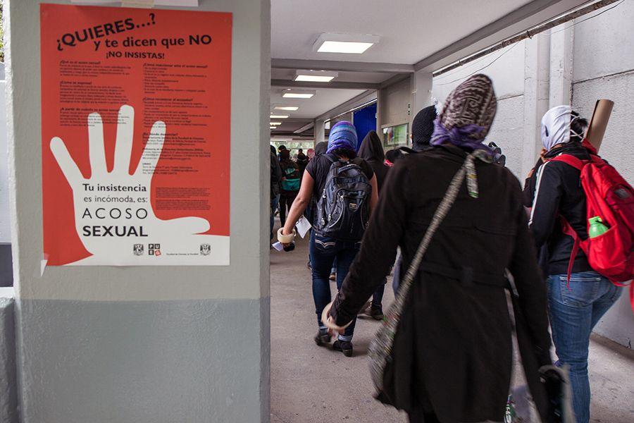 Abuso, hostigamiento y acoso  sexual de profesores, lo que  más denuncian universitarias