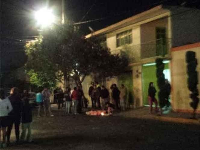 Hombres armados ejecutan a dos en Ecatepec