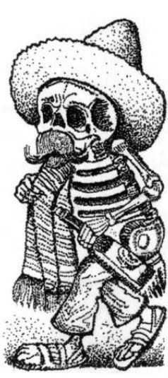Los huesos de Antonio