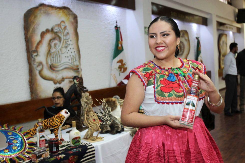 Presentan 'Expo Oaxaca Ecatepec en armonía cultural', para estrechar lazos de hermandad