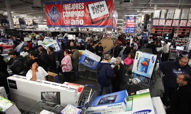 Superó expectativas el Buen Fin, ayudando con las ventas a la reactivación del país: Enrique Solana Sentíes