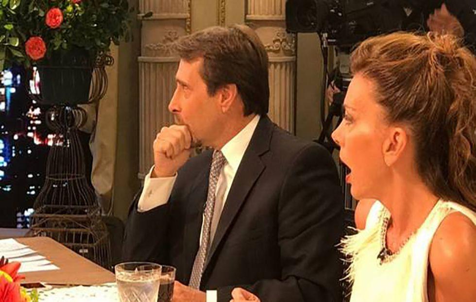 Mirtha Legrand descolocó a Eduardo Feinmann con una pregunta inesperada