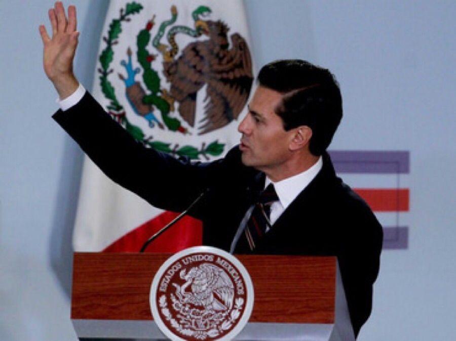 Peña Nieto enumera acciones en materia de salud
