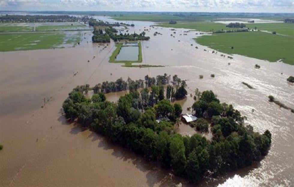 Inundaciones: pronostican pérdidas para el campo de hasta US$ 1750 millones