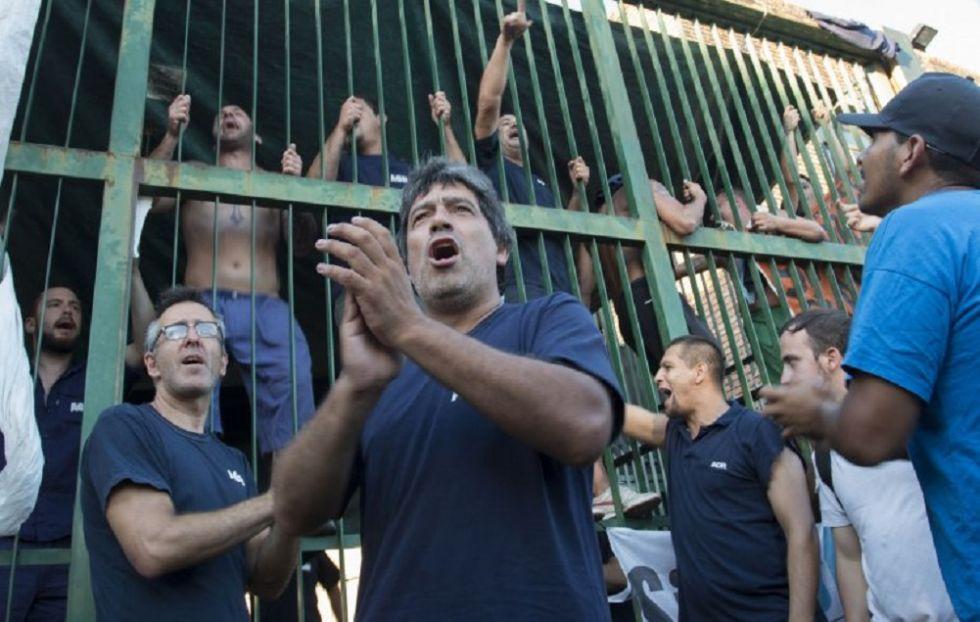 Por el conflicto en AGR-Clarín, los empleados gráficos paran el jueves
