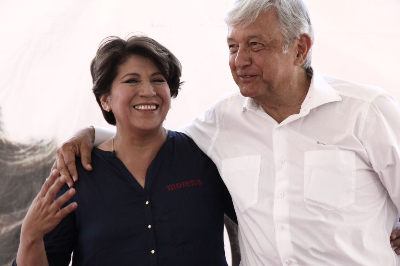 Delfina Gómez advierte que jóvenes y niños dejan la escuela por disyuntiva de comer o estudiar