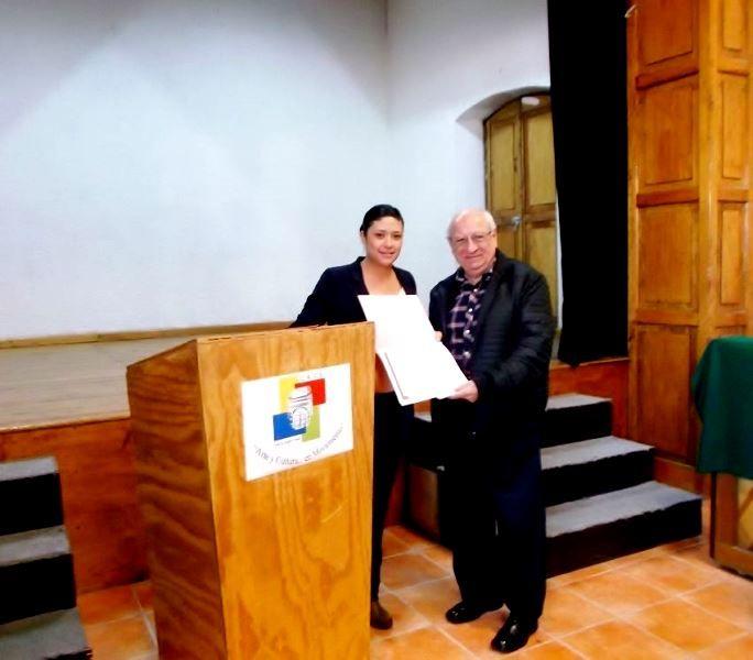La regidora Fernanda de la Rosa recibió a los presidentes de las Asociaciones de Periodistas de todo el país