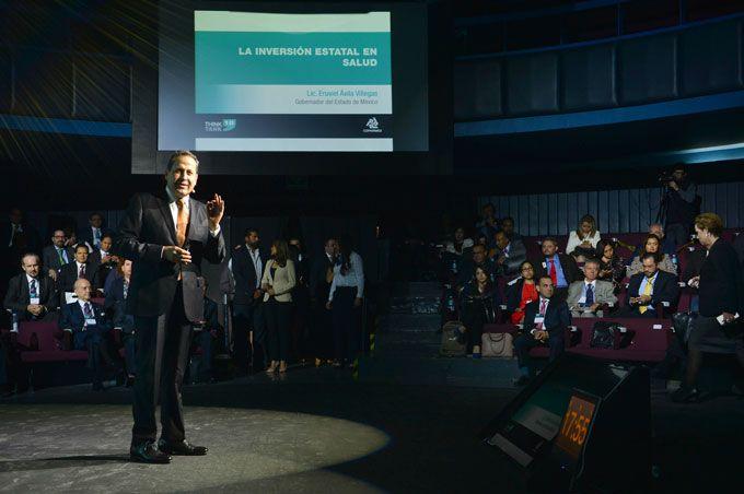 Edoméx invierte en prevención, infraestructura y tecnología sobre la salud: Eruviel Ávila