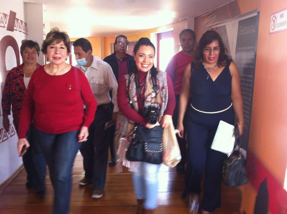 Ecatepec y Chimalhuacán reciben a Periodistas de todo el país