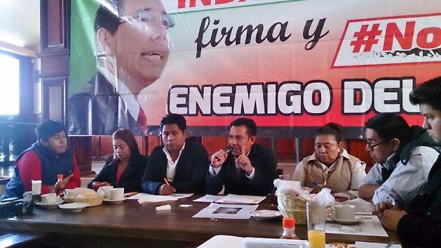 Antorcha marcha en Ecatepec ante negligencia del alcalde Indalecio Ríos