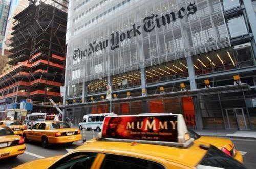 NYT anuncia mensaje en los Oscar; Trump responde con ataque en Twitter