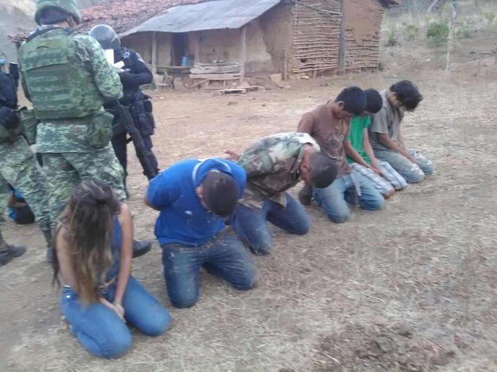 Atrapan a presuntos homicidas y secuestradores en La Unión
